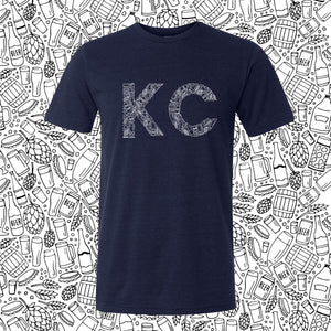 Drink Local Beer KC Shirt - Unisex