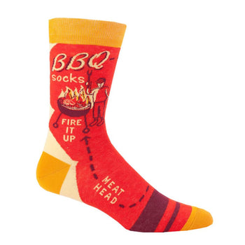 BBQ Socks- Mens