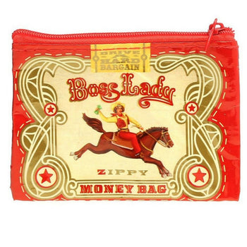 Coin Purse- Boss Lady