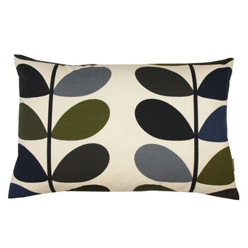 Multi Stem 60 x 40cm Cushion Cover in Moss