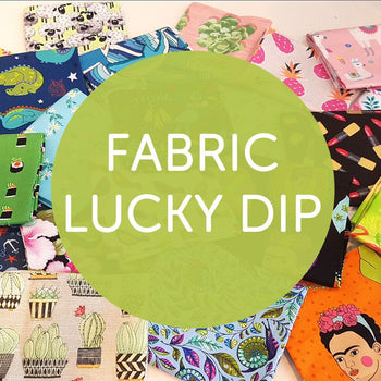 Lucky Dip Fabric Bundle 1kg