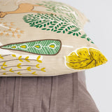 Woodland Cushion 50cm in green