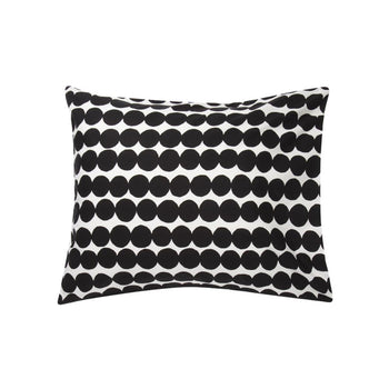 Rasymatto Pillow Case 50x70/75 cm in white, black