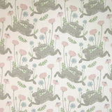 March Hare Fabric in pastel