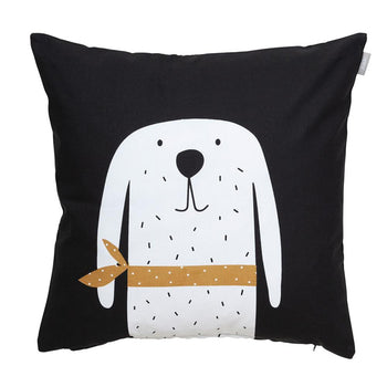 Bosse Dog Face Cushion Cover 50cm
