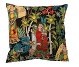 Frida's Garden in black 3 Cushion Bundle