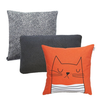 Gustav Cat 3 Cushion Bundle