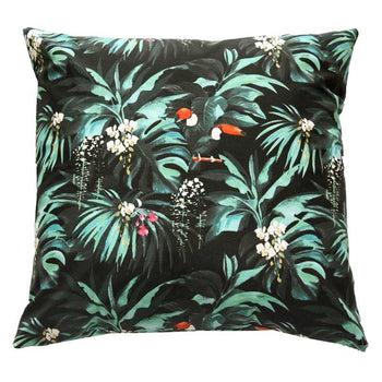 Maguana Outdoor Cushion 50cm in black