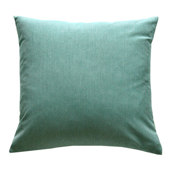 Outdoor Canvas Cushion Cover 43cm in breeze