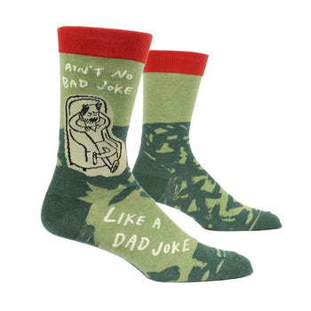 Men's Socks - Dad Joke