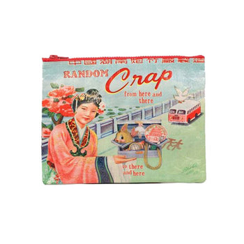 Zipper Pouch - Random Crap