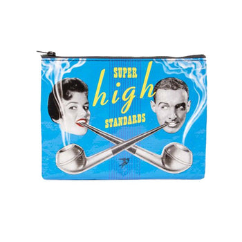 Zipper Pouch - Super High