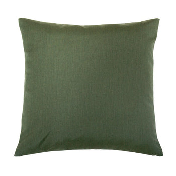 Outdoor Canvas Cushion 50cm in fern