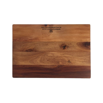 Recycled Rimu Chopping Board