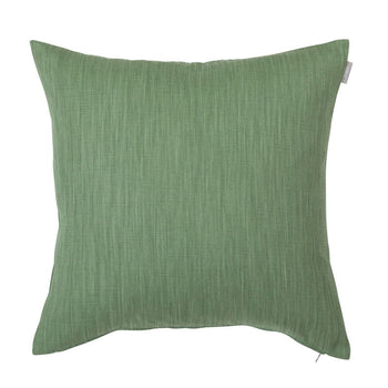 Slat Cushion 50cm in sage