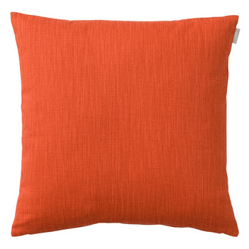 Slat Cushion 60cm in terracotta