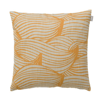 Wave Cushion 50cm in honey