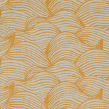 Wave Fabric in honey