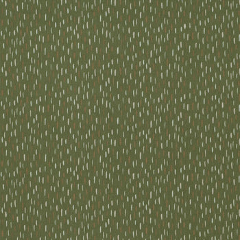 Art Fabric in green