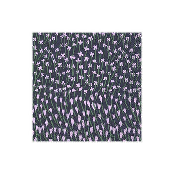 Serviettes in Apilainen Blue Lilac