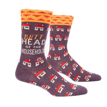 Men's Socks - Butthead Household
