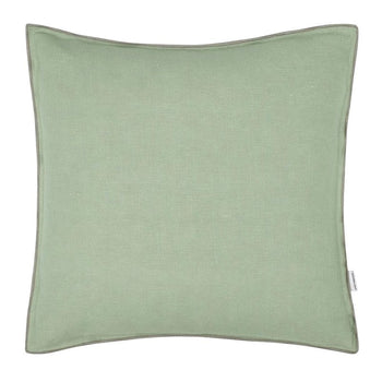 Milazzo Antique Jade Cushion  50cm in green