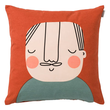 Ake Face Cushion 47cm