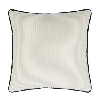 Corda Cushion 43cm in chalk