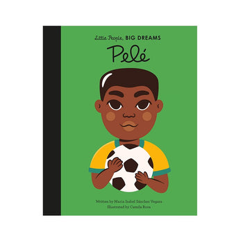 Pele - Little People, Big Dreams