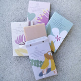 Natural Drawer Sachet - Peppermint & Patchouli