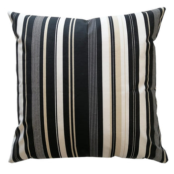 Illimani Outdoor Cushion Cover 50cm in black