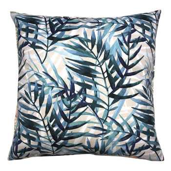Herbal Azul Outdoor Cushion 50cm