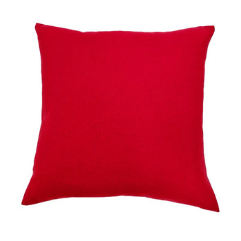 Heritage Cushion 50cm in Cardinal Red