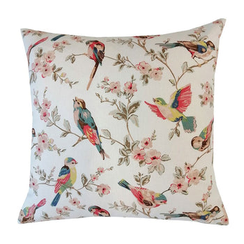 British Birds Cushion 43cm