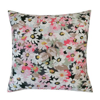 Painted Daisy Cushion 43cm