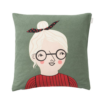Bodil Face Cushion 47cm
