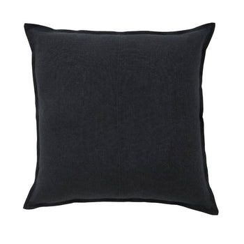 Como Linen Cushion 50cm in shadow