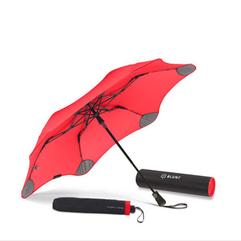 Blunt XS Metro Umbrella in Red