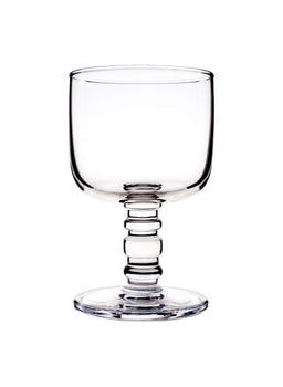 Sukat Makkaralla Wineglass in Clear
