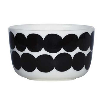 Rasymatto Bowl 2.5DL in white, black
