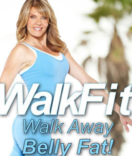 WalkFit Walk Away Belly Fat