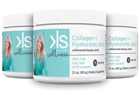 KS Wellness Collagen Beauty Drink (3 Bottles)