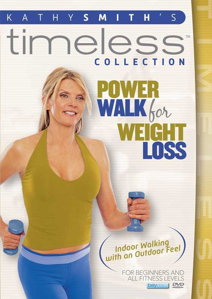 Matrix Method Power Walk For Weight Loss Workout DVD