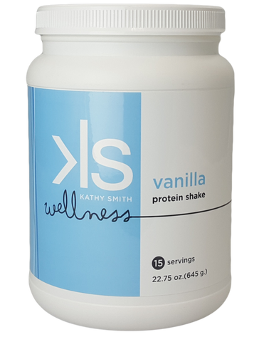 WHEY - KS Wellness Protein Shake
