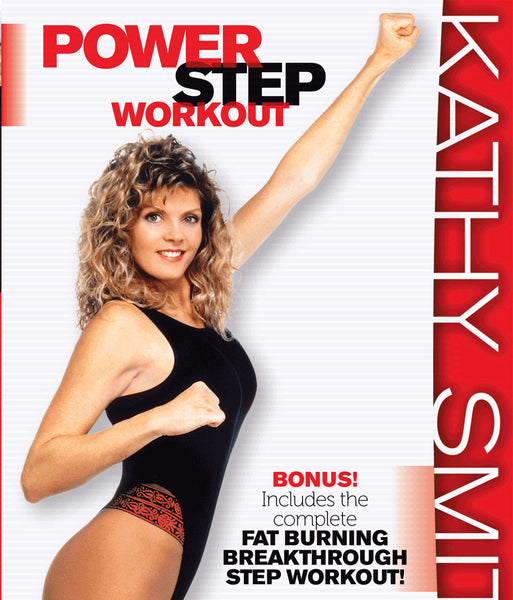 Power Step Workout DVD (BONUS: Fat Burning Breakthrough)