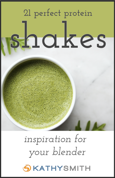 21 Perfect Protein Shake -- Recipe E-Book