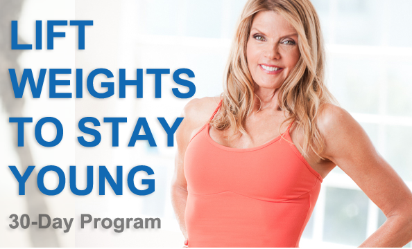 Lift Weights To Stay Young 30-Day Program