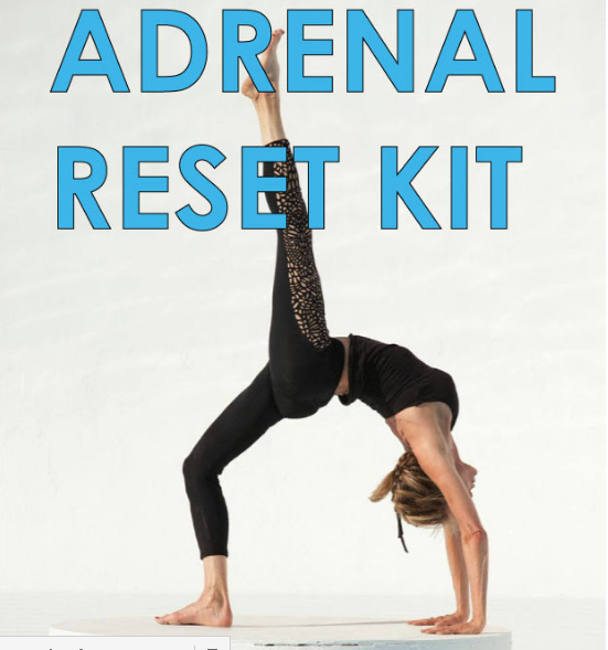 Adrenal Reset - Recharge Your Batteries In 5 Days!