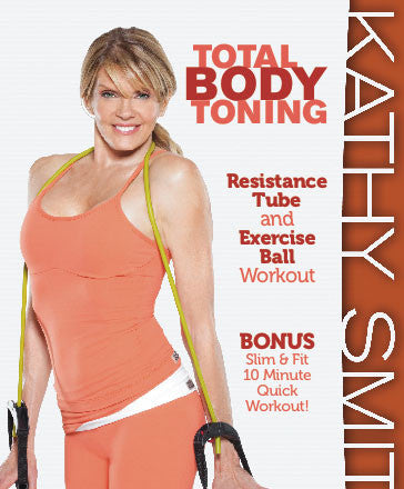 Total Body Toning DVD