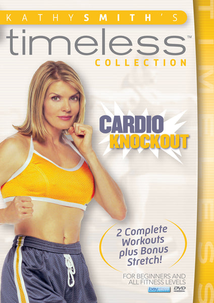 Cardio Knockout (3 DVDs in 1)